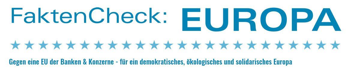 FaktenCheck: EUROPA